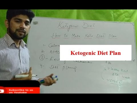 how-to-make-ketogenin-diet-plan-l-complete-course-l-part-8