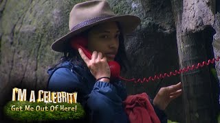 Vanessa White is not very discreet | I'm A Celebrity...Get Me Out Of Here!