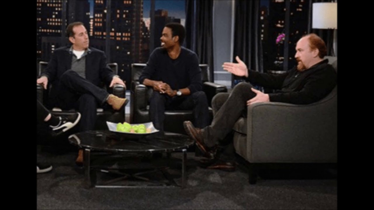 Outrage Ensues After Chris Rock Louis & CK Laugh Over N Word Jokes In Old Video