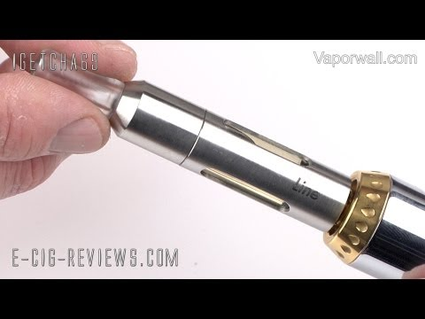 REVIEW OF THE GENESIS LINE V2 REPAIRABLE ATOMISER