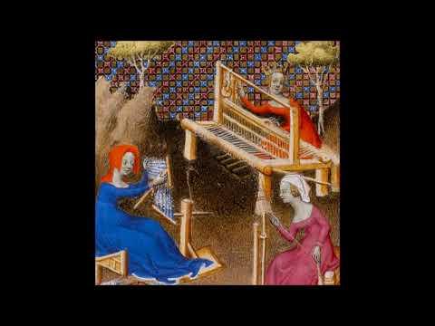 Belle Doette - chanson de toile, XIIIème siècle