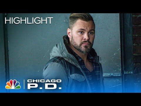 Ruzek And Burgess Pull A Man From Wreckage Before A Collapse - Chicago PD