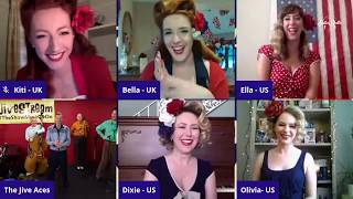 SATIN DOLLZ LIVE STREAM: Dollz Pub Quiz & The Jive Aces