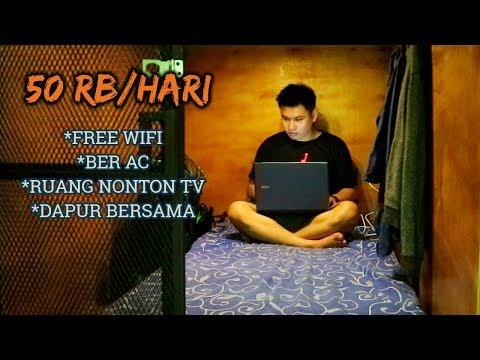 PENGINAPAN MURAH DI JAKARTA 50RB/HARI