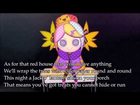 【Kagamine Rin】Happy Halloween【English Translyrics】