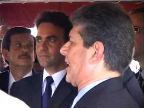Funeral David Morales Bello