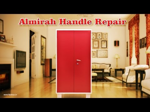 Almirah Handle System Repair