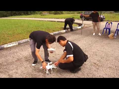 Brunei RTB UAV Training