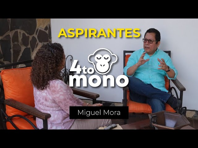 Aspirantes: Entrevista a Miguel Mora
