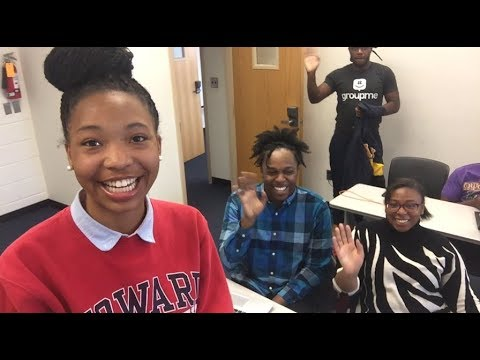 A Day in the Life of an HU School of Business Student