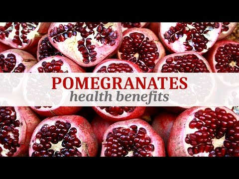 Are Pomegranates good for you? Pomegranates Health Benefits