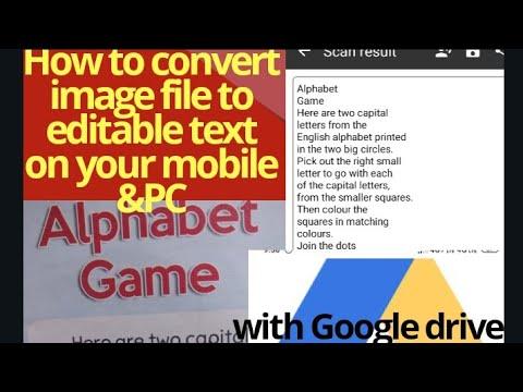 how-to-convert-image-file-to-editable-text-format|-google-doc-facility|-ഇനിimagefile-ഈസിയായി-editചെയ