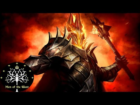 Sauron- Epic Character History