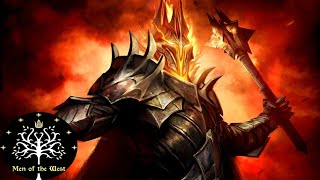 Sauron- Epic Character History