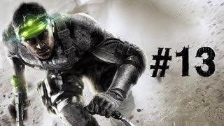 Splinter Cell Blacklist Gameplay Walkthrough Part 13 - Special Forces