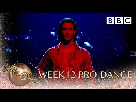 Strictly pros dance to 'In My Blood' - BBC Strictly 2018