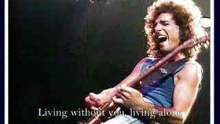 Journey  - Open Arms (with Lyrics)