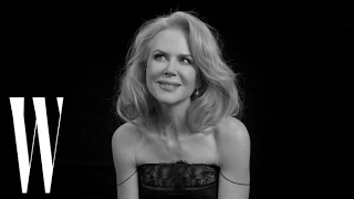 At 49, Actress Nicole Kidman Is Still Quite Impressionable | W Magazine