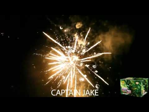 Captain Jake (World Class Fireworks) - YouTube