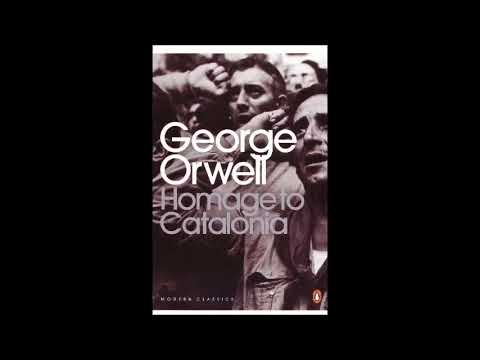 Homage To Catalonia By George Orwell (full Audiobook)