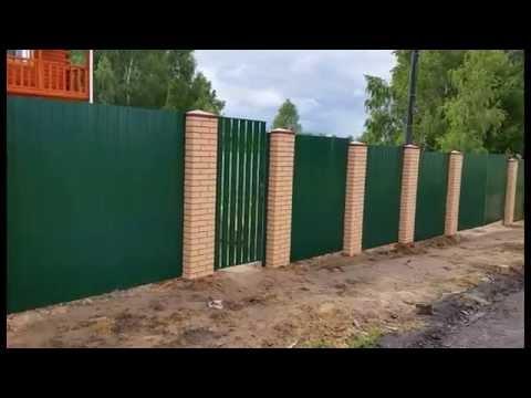 Пикс панели. Кирпичный забор стал доступным!