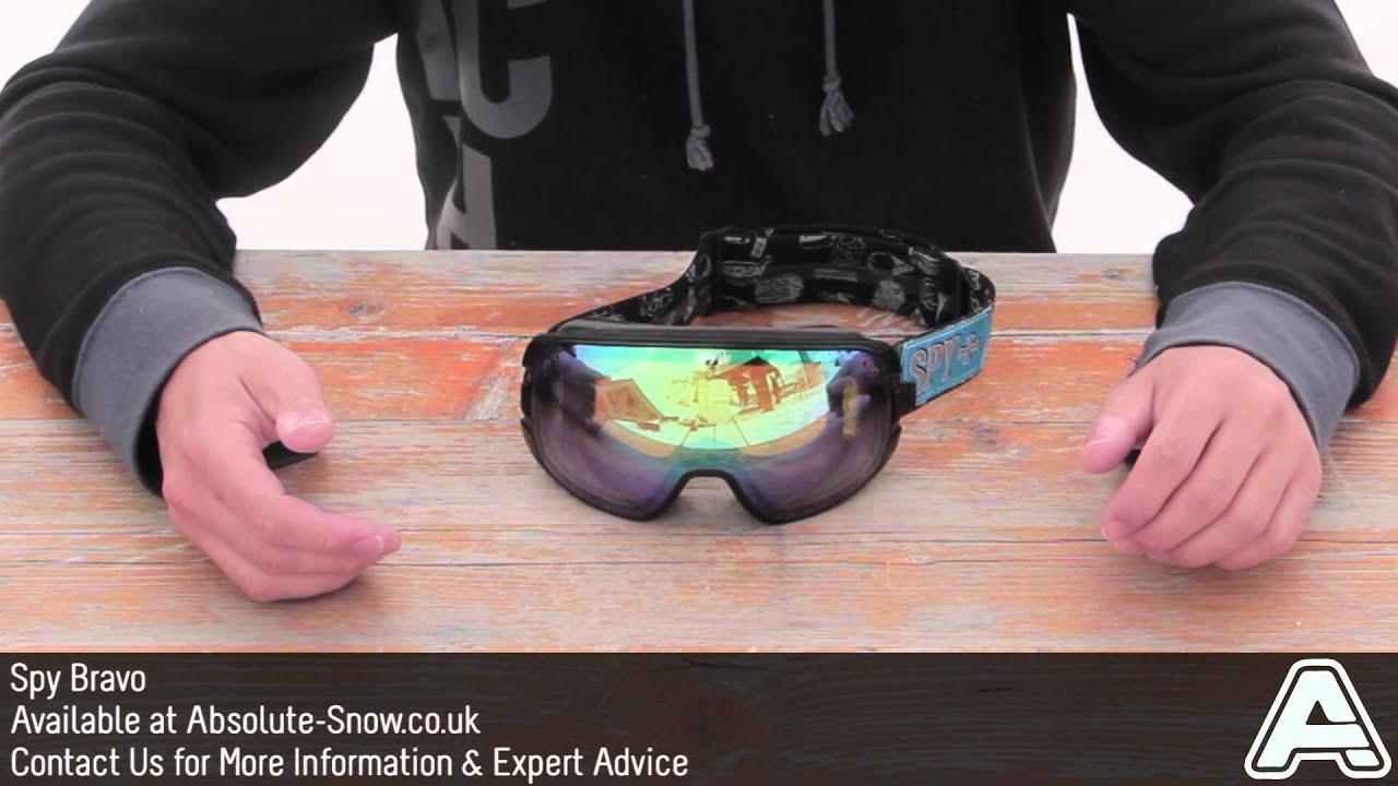 6bbb59a53b8c Spy Bravo Goggles