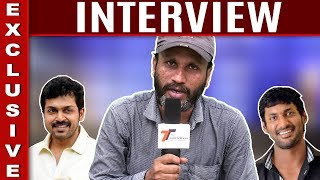 Tamil Rockers -க்கு காக படம் எடுக்கும் இயக்குனர் ஷங்கர் : Director Aslam about Piracy Issue |Part-1