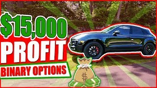Binary Options $15,000 Profit - Trading With NADEX Binary Options