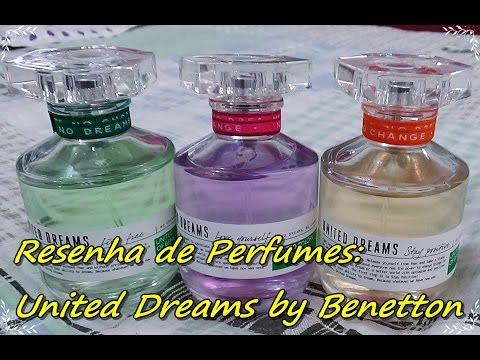 Resenha Dos Perfumes Da Benetton