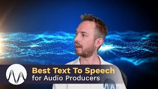 Video Best Text to Speech for Audio Producers download MP3, 3GP, MP4, WEBM, AVI, FLV April 2018