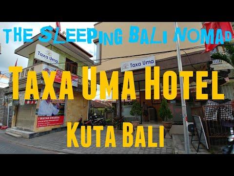 Taxa Uma Hotel Kuta Bali | Where To Stay In Kuta Bali | Cheap Hotels In Kuta Bali