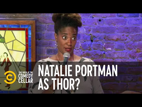 Should Natalie Portman Really Be the Next Thor? - This Week at the Comedy Cellar