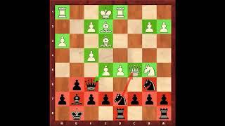 Единственная партия Ботвинника с Фишером. Защита Грюнфельда. Шахматы. Евгений Гринис