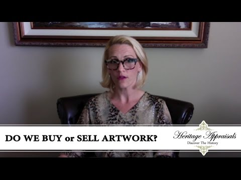 Art Appraisal Valuations & Reports