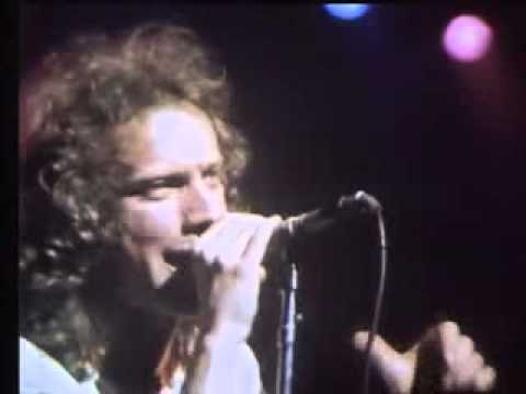 "FOREIGNER ""Cold As Ice"" live '77.flv"