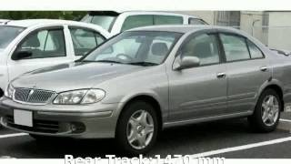 2000 Nissan Bluebird Sylphy 15i Automatic Speed Exhaust Info Transmission Acceleration