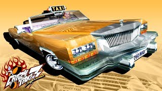 Crazy Taxi 3 High Roller - Gameplay