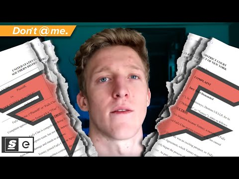 Tfue's Lawyer SLAMS FaZe Clan's Lawsuit