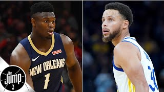 Can Zion and Steph carry a hot preseason into the NBA's regular season? | The Jump Video