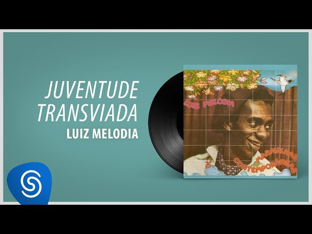 Luiz Melodia - Juventude Transviada (Álbum