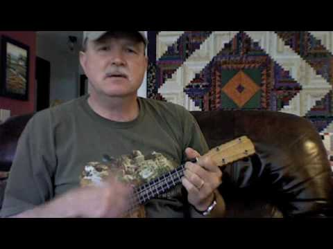 Five Foot Two With Verse Ukulele Ukesterbrown Youtube