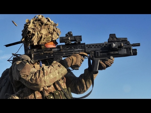British ( UK's ) Forces In Afghanistan - Patrol & Combat Operations | Afghanistan War