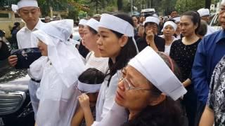 Trực tiếp lễ tang  NSUT Quang Lý/Lễ động quan sáng 3.12 P.4
