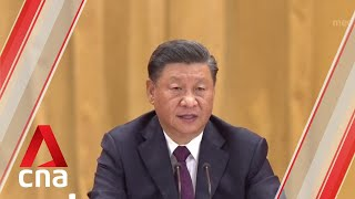 Chinese president honours country's COVID-19 heroes