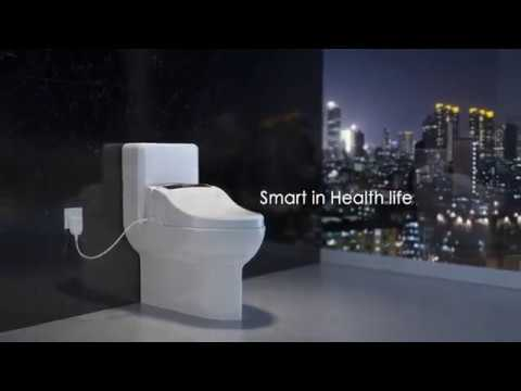 2017  the most innovative product---- Kingbest steam toilet seats