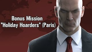 """Hitman"" Walkthrough (Silent Assassin), Bonus Mission - Holiday Hoarders (Paris)"