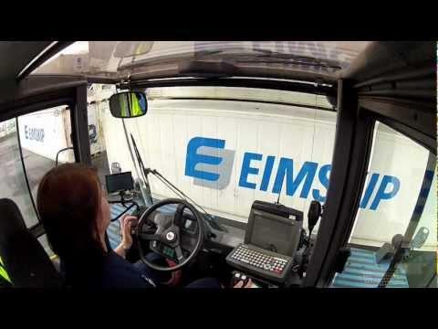 Eimskip Introduction video 2012