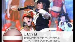 Download ESC 2008 - Semifinal 2 MP3 song and Music Video
