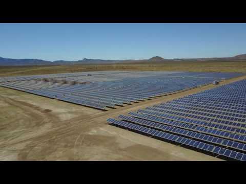 Desert Solar Farm, Texas