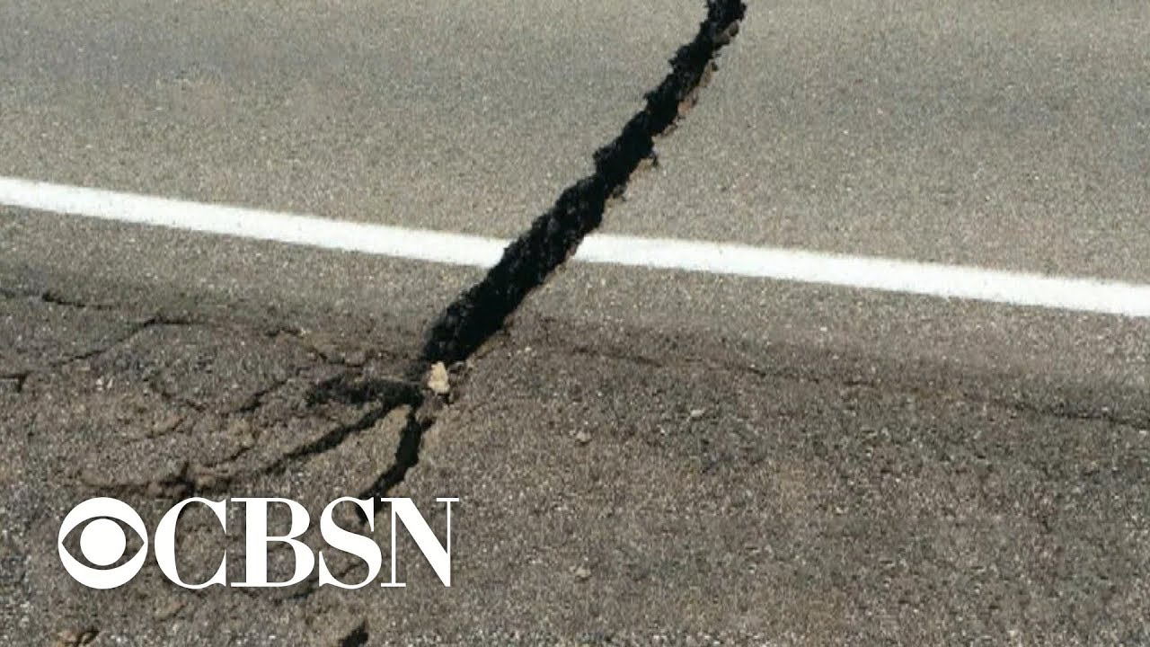4.9 aftershock rattles Ridgecrest in aftermath of two major quakes